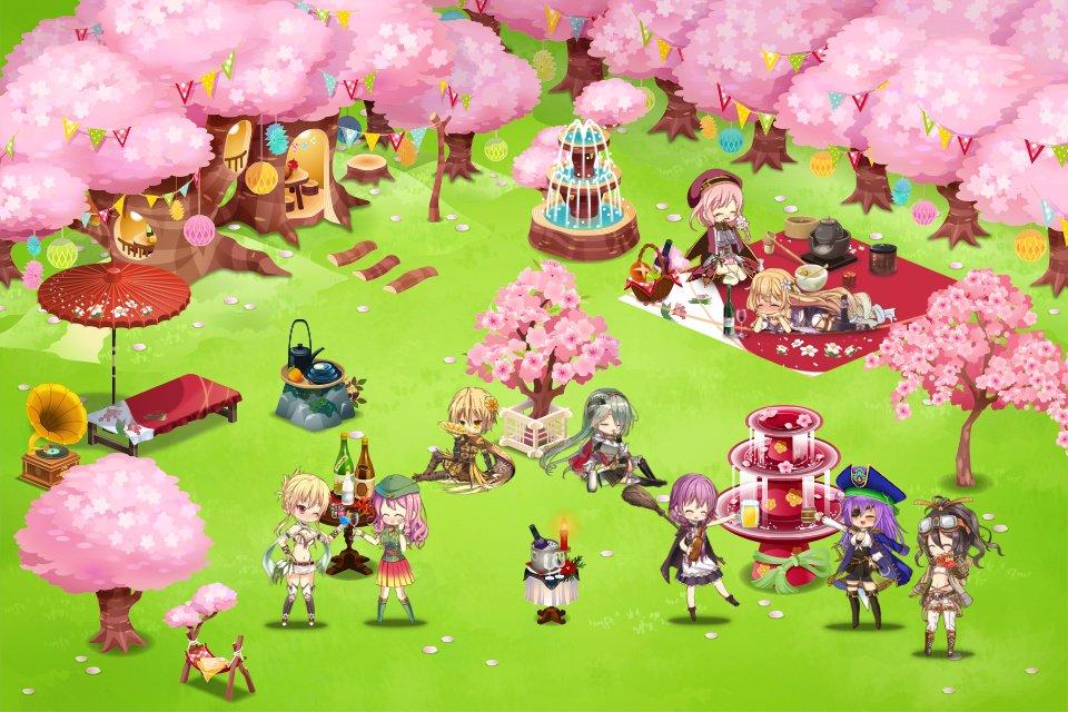 春だ! 桜だ! 宴会だ!